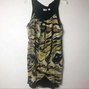 Cato Layered Sleeveless Dress Size XL